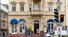 Denner Hotel Heidelberg Just a 1-minute walk from the popular Hauptstraße shopping street, this hotel in Heidelberg offers free Wi-Fi, modern rooms with a stereo system, and varied breakfast buffets.  Each of the rooms at the Denner Hotel has its own style.