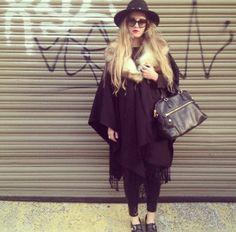 Style Sundays with Industrial Designer Mon channelling Stevie Nicks @BOST LTD #BOST #BOSTLTD