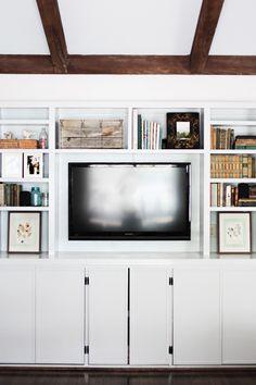 the hidden tv
