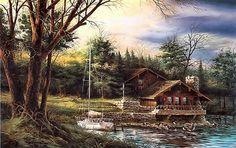 Painter Terry Redlin
