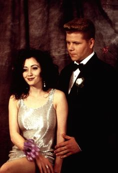 Brenda from Beverly Hills, 90210 | 24 Famous Prom Dresses, Ranked Worst To Best
