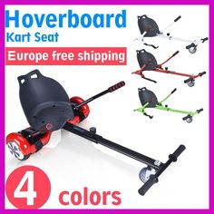 http://www.alltopselling.com/ Hoverboard Kart Self Balance Scooters Hoverkart Patin Karting Hover Kart Patinete Electrico Overboard Trotinette Oxboard