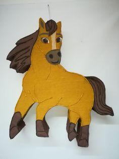 spirit pinata, Spirit birthday party, Spirit Horse Pinata #aldimyshop #BirthdayChild
