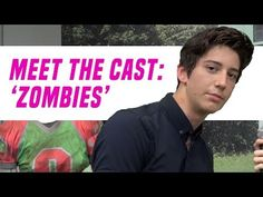 Inside Disney Channel's 'ZOMBIES' Launch Party - YouTube