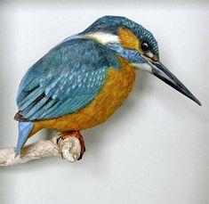 Paper Birds by Johan Scherft