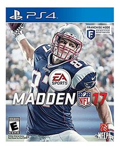 Madden NFL 17 is an American football sports video game based on the National Football League and published by EA Sports for the PlayStation PlayStation Xbox One and Xbox As the installment of the Madden NFL series, the game was released on August Jeux Xbox One, Xbox One Games, Ps4 Games, Games Consoles, Playstation Games, Xbox 360, New England Patriots, Wii U, Nfl Football