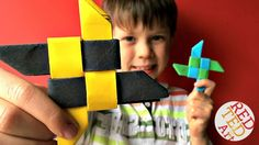 EARLY VIDEO: How to make a Paper Ninja Star for Beginners. Now all Ninja Stars have at least ONE tricky origami fold. This is the EASIEST Ninja Star DIY. But...