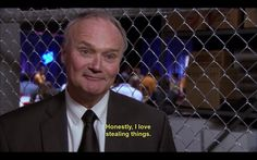 Creed | The Office | #TheOffice