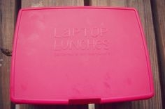 A great way to organize your lunch when you're on the go!
