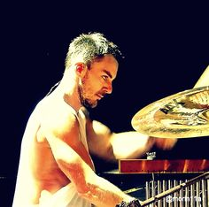 Drummer Shannon Leto- Kings and Queens NYC