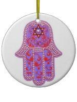 Hamsa ornament