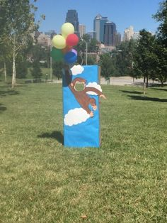 Drews company does a children's carnival every year.  This years theme was a walk in the park.  Here was our activity/ station.       We use...