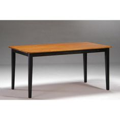 Shaker Dining Table - Dining Tables at Hayneedle