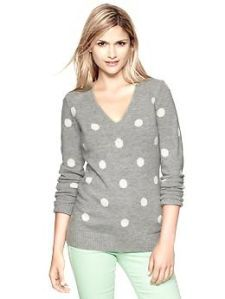 Dot pullover sweater | Gap