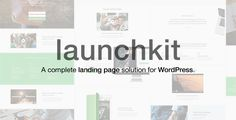 Awesome Best Landing Page WordPress Themes