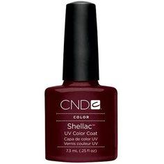 CND Shellac - Dark Lava 0.25oz