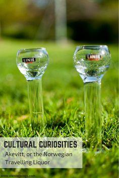 CULTURAL CURIOSITIES: Akevitt, or the Norwegian Travelling Liquor || Wanderwings.com