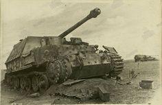 Broken at Kursk Ferdinand