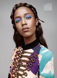 Super Heroes (Teen Vogue)                                                                                                                                                                                 More
