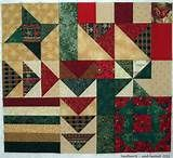Image detail for -Christmas BOM Quilt – Block 2 | Needlearts … and beyond