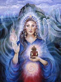 Mary Magdalene by Pamela Matthews
