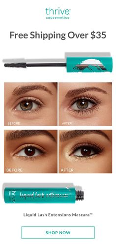 93519237c19 Get the coveted look of lash extensions with the ease of a mascara using  our highly