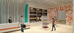 Gallery gift shop Inspired on the Ocean and coral reef Andrea Rodriguez Designs