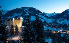 The Gstaad Palace Luxury Chopard Journey