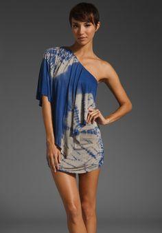 Lynda Hurricane Wash Mini in Tan and Blue by Young, Fabulous & Broke