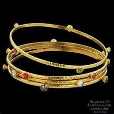 24k Gold and Precious Stones