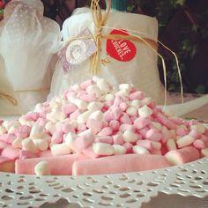 Nubecitas para una boda muy especial de ilovechuches.com