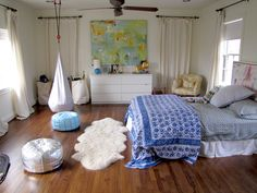 the boo and the boy: Teen girls' rooms