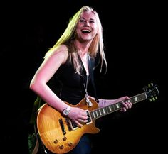 Joanne Shaw Taylor, Blues lady!