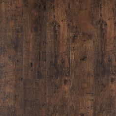 Pergo XP Rustic Espresso Oak 10 mm Thick x 6-1/8 in. Wide x 54-11/32 in. Length Laminate Flooring (20.86 sq. ft. / case), Dark