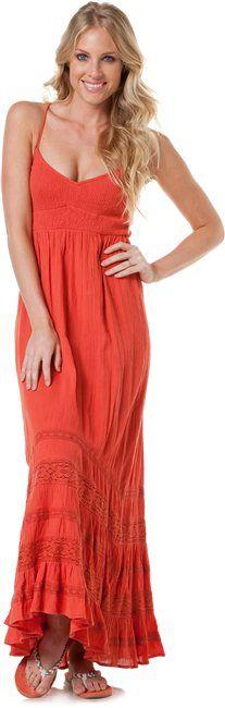 BILLABONG ASHNER MAXI DRESS > Womens > Clothing > MAXI Dresses | Swell.com