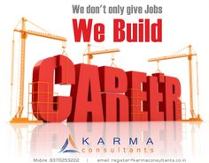We Build Careers!