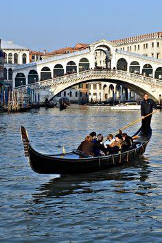 Rialto Bridge, Venice | Italy