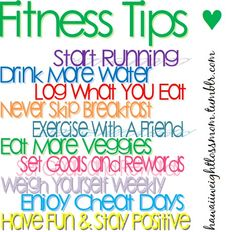 Fitness Tips