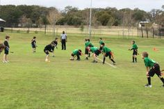 Flag Football Technique Southlake, TX #Kids #Events