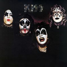 Image result for kiss albums