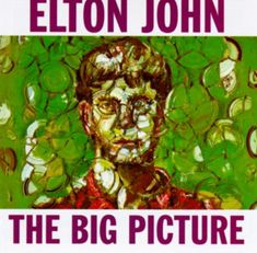 Elton John The Big Picture Vinyl Remastered by Bob Ludwig at Gateway Mastering! First Time On Vinyl! The studio album from Elton John, The Big George Michael, Prince Michael Jackson, A Single Man, Luther Vandross, David Gilmour, Stevie Wonder, Picture Albums, Big Picture, John Lennon