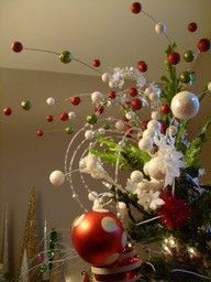 whoville centerpieces - Google Search