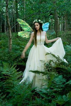 "A fashion one of the forest kingdoms will have - enchanted / faerie. - image for vision board, ""Forest Kingdoms"" by Jesikah Sundin"