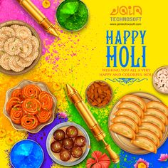 Rated as best SEO company India, Jain Technosoft offers web design services, eCommerce web development and seo services. Happy Holi Wishes, Lord Krishna Wallpapers, Indian Festivals, Graphic Design Inspiration, Web Design, Arts And Crafts, Creative, Diwali, Color
