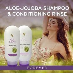 Forever Living Aloe-Jojoba Shampoo is a mild formula capable of cleaning all kinds of hair, including even the oiliest.  http://aloeliving.net/lichna-higiena/aloe-jojoba-shampoo-shampoan-za-kosa-s-aloe-i-zhozhoba-detail