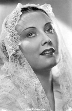 The love story and affair between actress Lida Baarova and Nazi master propagandist Joseph Goebbels. Joseph Goebbels, Paul Poiret, Star Wars, Classic Hollywood, Love Story, Afro, Affair, Fashion Beauty, Actresses