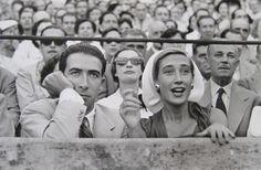 Pamplona, 1952 by Henri Cartier Bresson