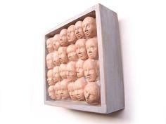 99heads Sculptures, Studio, Art, Art Background, Kunst, Studios, Performing Arts, Art Education Resources, Sculpture