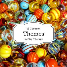 Themes in Play Therapy