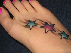 Foot Tattoos | Flickr - Photo Sharing!